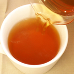 濃厚なウラジロガシ茶