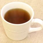 濃厚でおいしいオオバコ茶