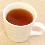 濃厚なシジュウム茶の出来上がり
