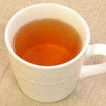 濃厚なメグスリノキ茶