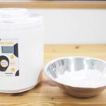 米麹粉末と発酵器を準備