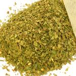 柿の葉茶の中身