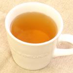 濃厚な柿葉茶