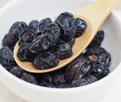 黒豆を日常的に食べましょう