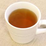 濃厚なタラノキ茶