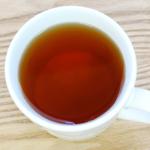 濃厚なタマネギ外皮茶