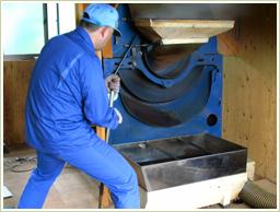 独自の乾燥技術で成分を引き出す商品づくり